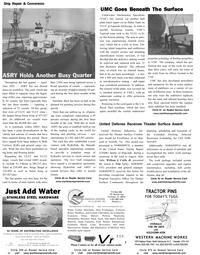 Maritime Reporter Magazine, page 20,  Oct 2002
