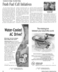 Maritime Reporter Magazine, page 24,  Oct 2002
