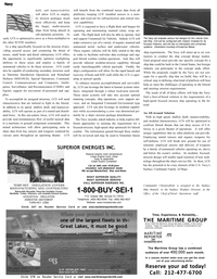 Maritime Reporter Magazine, page 30,  Oct 2002 Surface Warfare Division