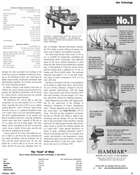 Maritime Reporter Magazine, page 37,  Oct 2002 Hugh Williams