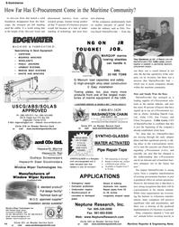 Maritime Reporter Magazine, page 45,  Oct 2002