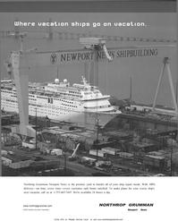 Maritime Reporter Magazine, page 3,  Oct 2002 Northrop Grumman Corporation