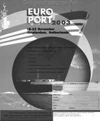 Maritime Reporter Magazine, page 4th Cover,  Oct 2002