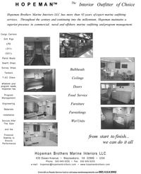 Maritime Reporter Magazine, page 9,  Nov 2002