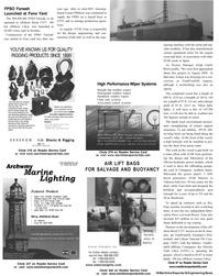 Maritime Reporter Magazine, page 16,  Nov 2002