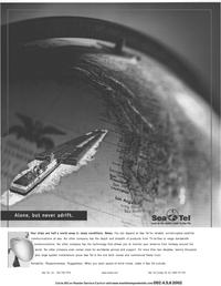 Maritime Reporter Magazine, page 17,  Nov 2002
