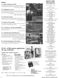 Maritime Reporter Magazine, page 2,  Nov 2002