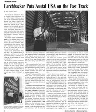 Maritime Reporter Magazine, page 38,  Nov 2002