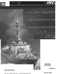Maritime Reporter Magazine, page 39,  Nov 2002
