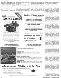 Maritime Reporter Magazine, page 54,  Nov 2002