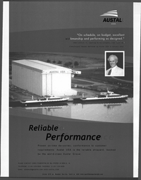 Maritime Reporter Magazine, page 7,  Nov 2002 Austal Group