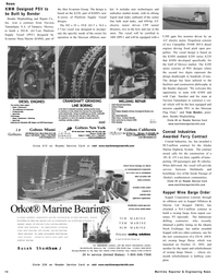 Maritime Reporter Magazine, page 10,  Dec 2002 Tom Bender