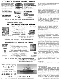 Maritime Reporter Magazine, page 16,  Dec 2002 U.S. Coast Guard
