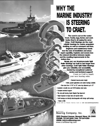 Maritime Reporter Magazine, page 2nd Cover,  Dec 2002 United States