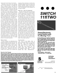 Maritime Reporter Magazine, page 25,  Dec 2002 control technology