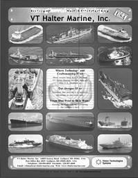 Maritime Reporter Magazine, page 1,  Dec 2002