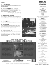 Maritime Reporter Magazine, page 2,  Dec 2002