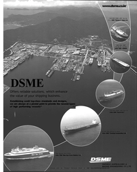 Maritime Reporter Magazine, page 3rd Cover,  Dec 2002