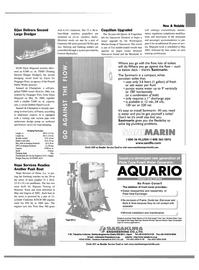 Maritime Reporter Magazine, page 9,  Jan 2003