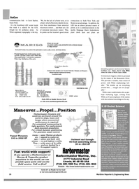 Maritime Reporter Magazine, page 16,  Jan 2003 Connecticut
