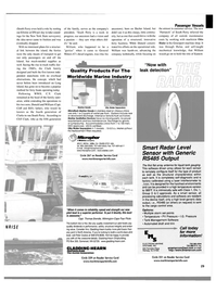 Maritime Reporter Magazine, page 29,  Jan 2003