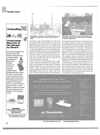 Maritime Reporter Magazine, page 30,  Jan 2003 ANA LY SIS
