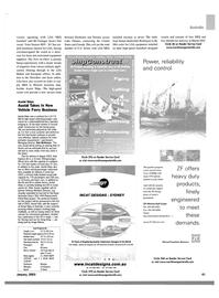 Maritime Reporter Magazine, page 41,  Jan 2003