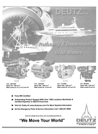 Maritime Reporter Magazine, page 7,  Jan 2003