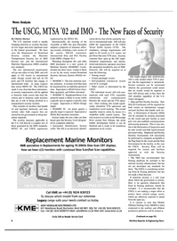 Maritime Reporter Magazine, page 8,  Feb 2003 Charley Havnen