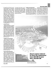 Maritime Reporter Magazine, page 15,  Feb 2003