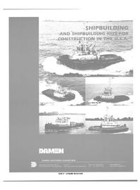 Maritime Reporter Magazine, page 17,  Feb 2003