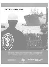 Maritime Reporter Magazine, page 23,  Feb 2003