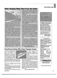 Maritime Reporter Magazine, page 35,  Feb 2003 Texas