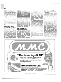Maritime Reporter Magazine, page 14,  Mar 2003