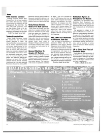 Maritime Reporter Magazine, page 16,  Mar 2003 bulk carrier