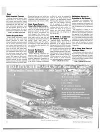 Maritime Reporter Magazine, page 16,  Mar 2003 bulk carrier