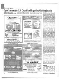 Maritime Reporter Magazine, page 18,  Mar 2003 Dennis L. Bryant