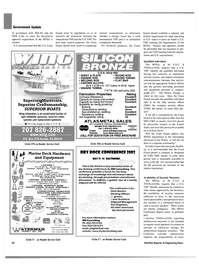 Maritime Reporter Magazine, page 20,  Mar 2003