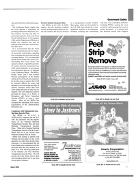 Maritime Reporter Magazine, page 21,  Mar 2003