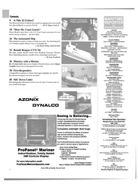 Maritime Reporter Magazine, page 2,  Mar 2003