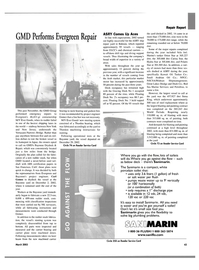 Maritime Reporter Magazine, page 43,  Mar 2003 California
