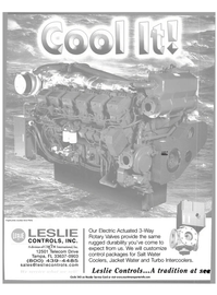 Maritime Reporter Magazine, page 7,  Mar 2003 bR International Inc.