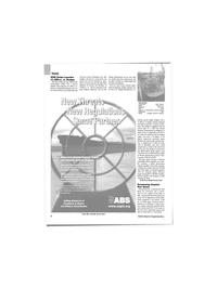 Maritime Reporter Magazine, page 16,  Apr 2003