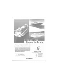 Maritime Reporter Magazine, page 7,  Apr 2003 Fincantieri