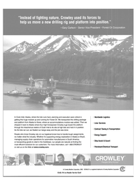 Maritime Reporter Magazine, page 11,  May 2003 Cook Inlet