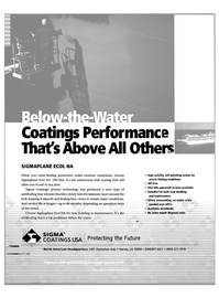 Maritime Reporter Magazine, page 13,  May 2003 North American Headquarters