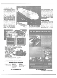 Maritime Reporter Magazine, page 14,  May 2003 Environmentally Correct