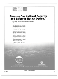 Maritime Reporter Magazine, page 15,  May 2003 AIS