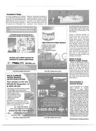 Maritime Reporter Magazine, page 16,  May 2003 Gulf of Mexico