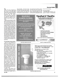 Maritime Reporter Magazine, page 19,  May 2003 Immigration Service